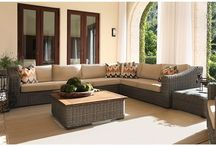 The Great Outdoors / Outdoor living and furniture.
