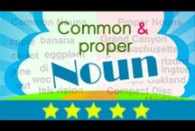 Nouns  / by Stacy Winland Brumley