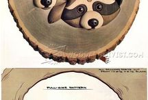 Różne dodatki z drewna