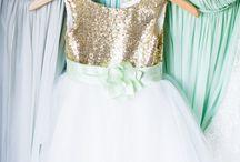 Fabulous Flower Girl Dresses / Flower girl dresses