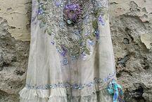 bohème corsets tops