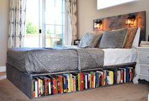 my bedroom / by Jessica Waughtel