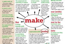 phrasal verbs 'make'