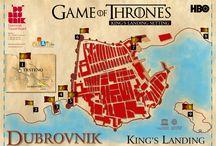Game of Thrones Dubrovnik / King's Landing
