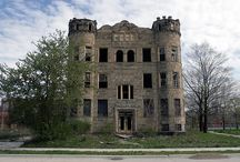 Abandoned....Homes