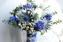 Wedding bouquets made by Ładne Kwiatki Anna Fudali / Kwiaty romantyczny powiew miłości. Codzinne chwile szczęścia ukryte w delikatnych płatkach i cudownym zapachu kwiatów. Ślubne inspiracje i gotowe pomysły dla przyszłych Panien Młodych. Kocham kwiaty i nie wyobrazam sobie bez nich życia