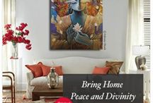 Give Your Home A Diwali Makeover / Give your home a Diwali makeover with Artflute's curated collection of stunning art and be sure your home is the one that everyone is talking about. Also, claim an exclusive discount of 10% on any work of your choice. Use 'DIWALI10' during checkout. Valid only until 31st October.2016. #Artflute #HomeDecor #Diwali #Offer #10%off #NoMoreEmptyWalls #Home #House #Art #Paintings #Spirituality  #Mysticism #Celebration #Divinity  #Buddha #Ganesha #Krishna
