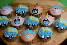 Baby Shower Cupcakes Frenzy