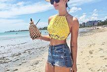 moda praia