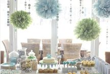 Baby shower & Baptism ideas