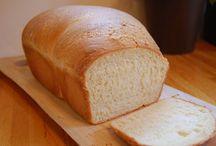 Bread Recipes / by Kelly Helton