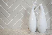 Kitchen Tiles/ Splash-Backs