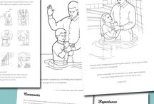 Primary -- Baptism Preview