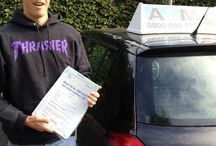 Driving Lesson in Bristol / Congratulations to everyone who has passed their driving test this year.
