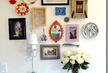 Artfully Crafted Spaces / Where the heart and art is!  / by Lisa Marie James - Artful Living