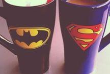 Superheros props
