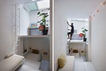 Huis - Raamloze kamer