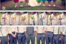 wedding rainbow