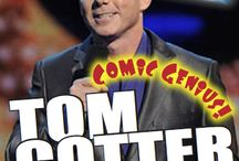 """TOM COTTER / TOM COTTER at The Newton Theatre on 11/28/2015 at 8pm. Tom Cotter has taken the comedy scene by storm since finishing as runner-up and becoming the breakout star from season 7's """"America's Got Talent"""". His high energy, rapid-fire style of comedy leaves audiences clutching their sides and rolling in the aisles."""