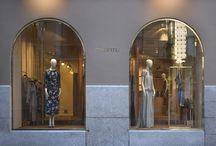 tiendas / diseño interior de tiendas de ropa femenina