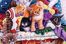 cat art