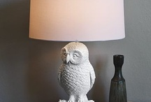 Cool Lamps / by Laura Siegel
