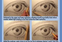 ART TUTORIALS / by Mary Perlow