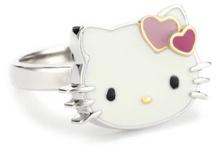 Hello Kitty / by Rabecca Bieber
