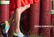 SPRING SUMMER COLLECTION 2013