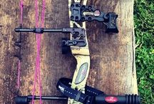 archery equipment / by Kaylee Outdoors