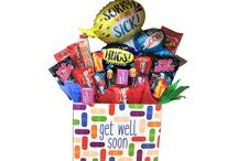 Get Well Gifts and Baskets For All Ages