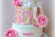 60th birthday cake ideas / Ideas for Mam's 60th bday cake / by Mrs Robinson