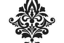 stencil barocco