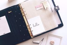Your kikki.K Style / We want to see how you style your kikki.K favourites. From planners to journal layouts, this is your chance to share your ideas.