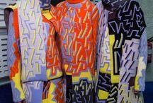 geometric knits