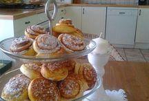 Koblihy a sladké pečivo