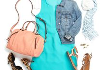 Get in my Closet | Stitch Fix / by Felicia