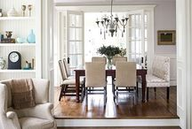 Dining Room / by Jillianne