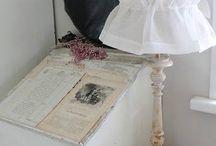 A SHABBY CORNER / PICCOLI MOBILI, OGGETTI VINTAGE, FIORI IN STILE SHABBY CHIC