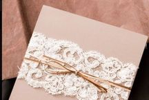 Ideas - Wedding Invites