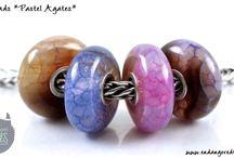 Trollbeads Pastel Agates