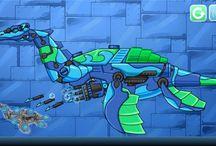 Dino Robot / Dino Robot Spiele Online Spielen http://neueaffenspiele.de/thema/dino-robot-spiele