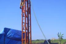 Sumur Bor / Sumur Bor adalah salah satu jenis sumur produksi air tanah, yang dibuat menggunaan bantuan mesin bor.  Kedalaman Sumur Bor berkisar antara 20 s/d 250m.