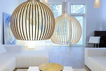 Secto Design / Innovative craftsmanship  The acclaimed Secto Design lamps were born of a genuine need, the innovative use of wood material and skilled craftsmanship.
