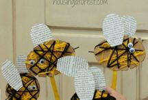 Insect crafts
