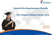 Webinar on Student Visa Requirements Globally