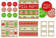 Event: Pizza party