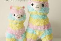 Cute Plushies & Toys