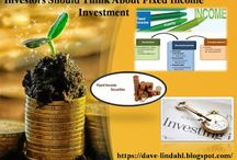 Investors Should Think About Fixed Income Investment