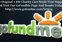 Fundraising Campaigns / Campaigns we have running to raise funds to continue helping people in need of reliable transportation.